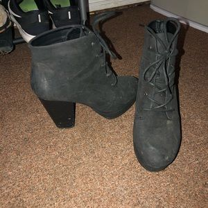 Mossimo Supply Co. Shoes - Black Booties